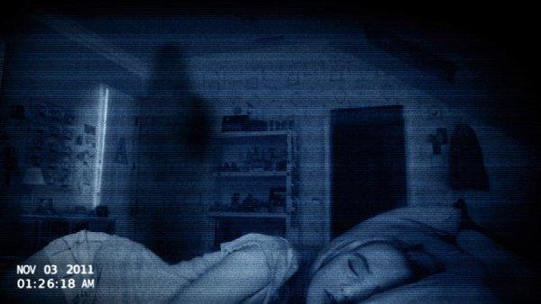 """Paranormal Activity 4"" No. 1 at the box office"