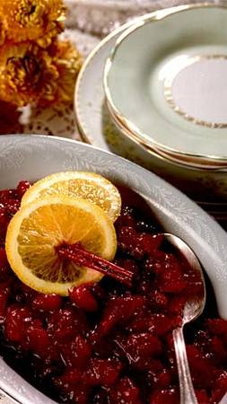 Image cranberry sauce