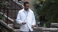 "Rev. Jesse Jackson Sr. said his son, Congressman Jesse Jackson Jr., would not be returning Sunday to the Mayo Clinic but that his return would be ""soon"" and that while there, he will undergo a re-evaluation and seek to ""regain his equilibrium."""