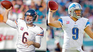 Tribune picks: Bears vs. Lions on MNF