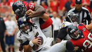 The reality smacked the Ravens in the face like one of Joe Flacco's passes that got batted back toward the line of scrimmage by a swarming Houston Texans defense.
