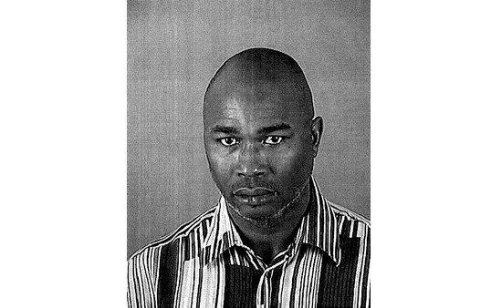 Radcliffe Franklin Haughton, 45, of Brown Deer, Wisconsin, is pictured in this undated handout photo.
