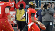 Devin Burns could assume starting quarterback duties for Maryland