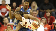 INDIANAPOLIS -- Tamika Catchings filled in the remaining blank on her resume, and the Indiana Fever have their first WNBA championship.