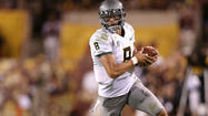 Oregon can't afford to keep winning like this. A few more lopsided victories and the Ducks could finish last in the BCS and end up playing in the Toilet Bowl.