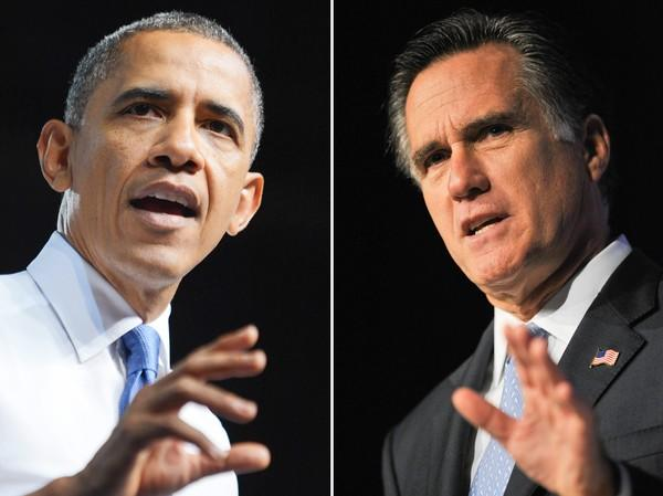 President Barack Obama continued to lead GOP challenger Mitt Romney in Pennsylvania, according to a Morning Call/Muhlenberg College survey of likely voters that was released Sunday.
