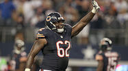 With a smile he rarely shows on the field, Bears left guard Chilo Rachal revealed his first name comes from French Creole origins.