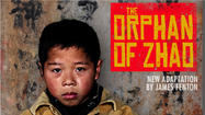 "One of the most prominent theater companies in England has found itself under fire for its casting of a classic Chinese play. The Royal Shakespeare Co. in Stratford-upon-Avon is being criticized for casting just three actors of Asian descent in the ensemble cast of ""The Orphan of Zhao,"" one of the most famous plays in Chinese history."