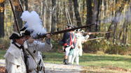 American Revolutionary War Reenactment