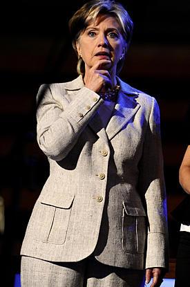Hillary Clinton Blouse 75