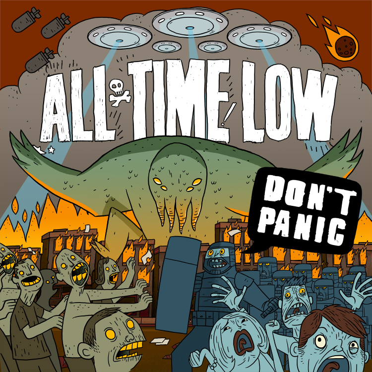 Baltimore album reviews [Pictures] - All Time Low --