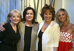 The ladies of 'The View'