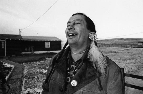 Russell Means was an early leader of the American Indian Movement (AIM) and led its armed occupation of the South Dakota town of Wounded Knee, a 71-day siege that included several gunbattles with federal officers.