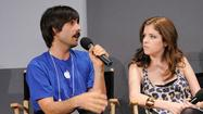 Anna Kendrick and Jason Schwartzman - 'Scott Pilgrim vs. The World'
