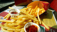 Are McDonald's fries made of plastic? Indestructible? Hardly, according to a new video from the Golden Arches.