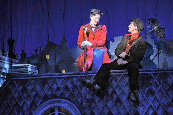 "Tickets are now on sale for ""Mary Poppins"" coming Nov, 27-Dec. 2 to Norfolk's Chrysler Hall"