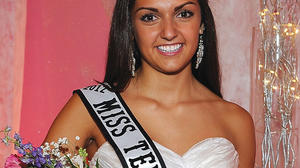 Winchester teen first runner-up at pageant