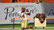 TALLAHASSEE -- We want to hear from you, Florida State fans. From the initial reaction on social media and team message boards, it appears many of you were shocked and saddened to learn Monday afternoon that Seminoles running back Chris Thompson suffered a torn ACL and would miss the rest of the season.