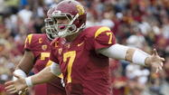 USC's Matt Barkley and Kansas State's Collin Klein were named semifinalists for the Davey O'Brien Award.