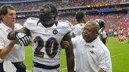 Harbaugh defends not listing Ed Reed on injury report