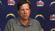 SAN DIEGO - Chargers head coach Norv Turner said Monday none of his players used a sticky substance banned by the National Football League during last week's nationally televised loss to the Denver Broncos.