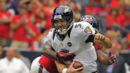 Ravens need to know when to say when with the passing game