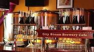 "<a href=""http://www.citysteambrewerycafe.com/events.cfm"" target=""_blank""><strong>City Steam</strong></a> hosts an Oktoberfest beer dinner Thursday, Oct. 24 at 7 p.m. Five courses of Bavarian-inspired cuisine are paired with the Hartford brewery's beers."