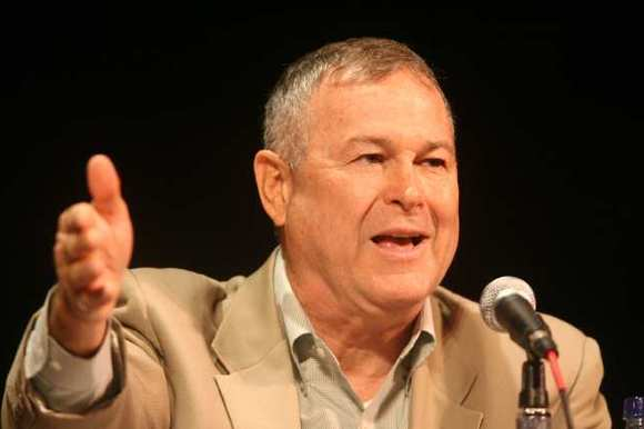 Dana Rohrabacher speaks during a debate in 2008.