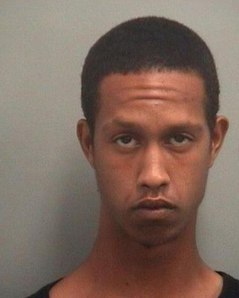 Mason Anderson, 19, is charged with murder in the fatal shooting of Edward Booth, 31, near West Palm Beach