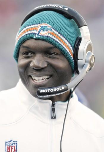 Todd Bowles was Miami's interim head coach at the end of last season.
