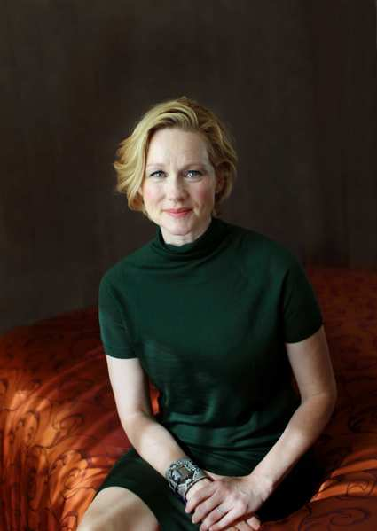 Celebrity portraits by The Times: Actress Laura Linney stars in the upcoming movies The Details and Hyde Park on the Hudson.