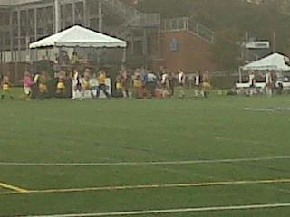 Bethel-Warwick field hockey