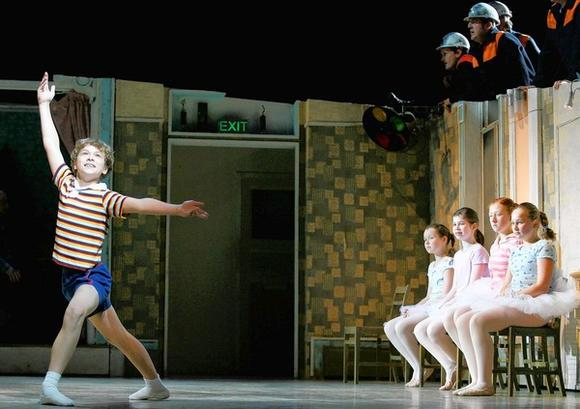 Boys and ballet