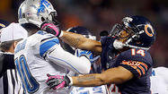 Week 7 photos: Bears 13, Lions 7