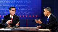 Obama, Romney clash over world affairs in final debate