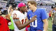 Washington rookie quarterback Robert Griffin III's biggest mistake on Sunday wasn't throwing an interception, fumbling the ball, or even getting sacked three times.