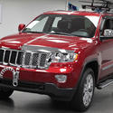 Jeep Grand Cherokee Half and Half
