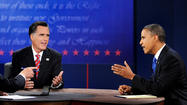 President Obama won the third and final presidential debate Monday night, there is no doubt about that.
