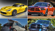 SEMA preview: Chrysler to bring 24 vehicles to show