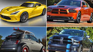 Chrysler's 2012 SEMA preview