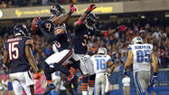 <strong>I can't describe how spectacular the Bears defense was</strong> in nearly shutting out the Lions. I don't know if anybody can. But running down that unit's heroics Monday night should be stunning enough.