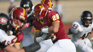 The Northern State football team is in a four-way tie for the North Division lead.