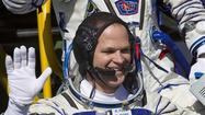 Notre Dame alum on crew headed to space station