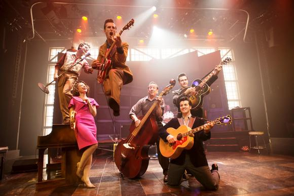 """Million Dollar Quartet"""