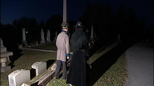 A living history tour through a Salem cemetery