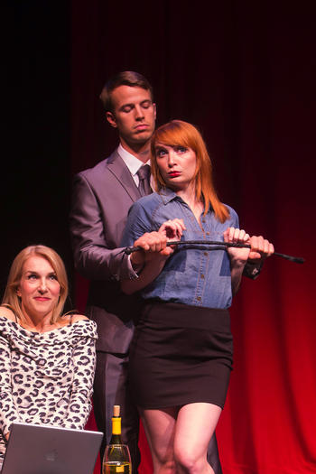 """Spank! The Fifty Shades Parody"" is coming to the Royal George Theatre."