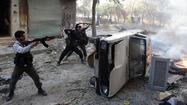 Living under siege: Life in Aleppo,Syria