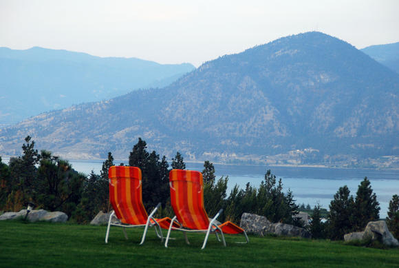 Travel to the Okanagan Valley in British Columbia, Canada