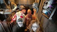 Halloween attraction in Arbutus a family tradition