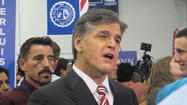 Conservative talk show host Sean Hannity